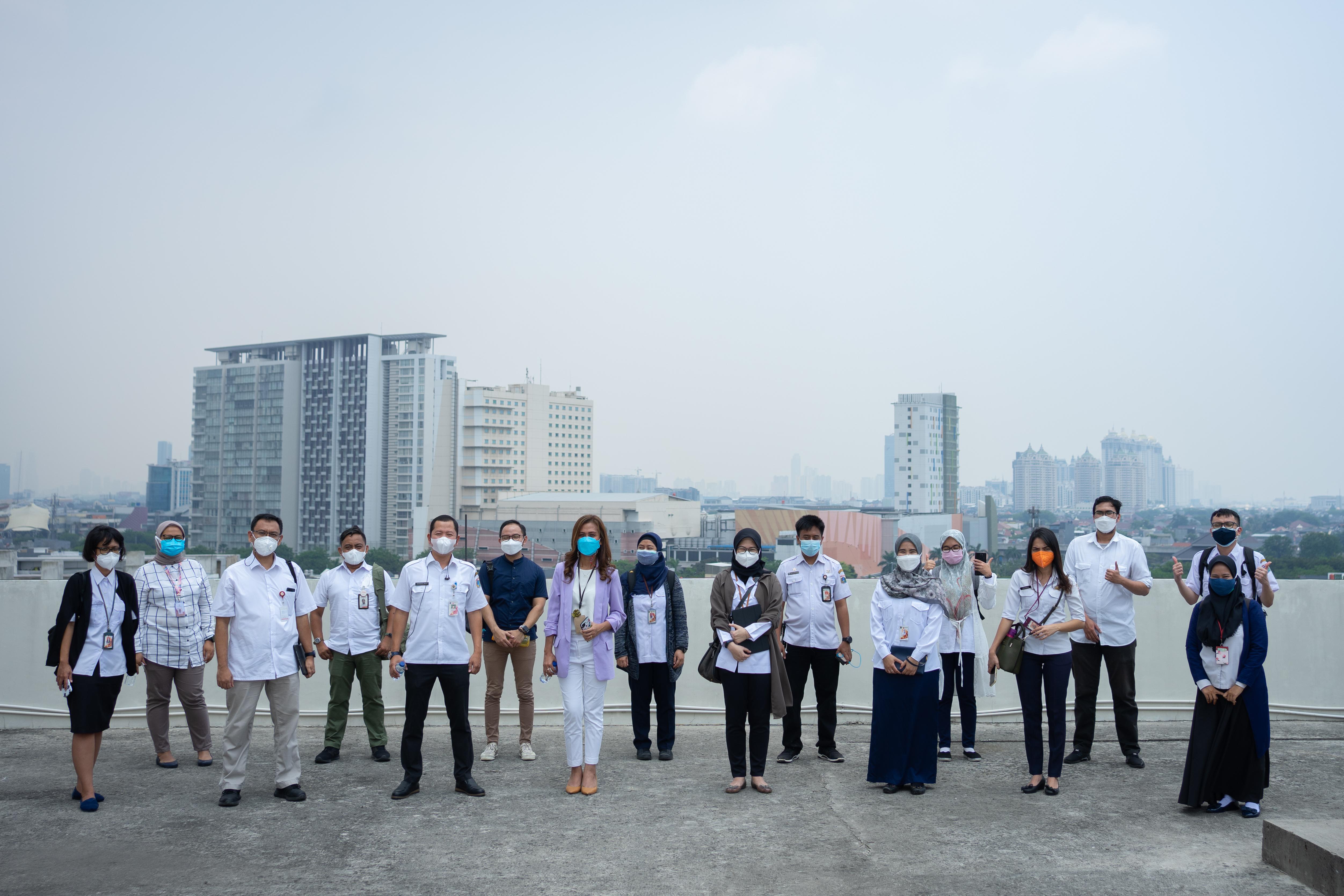 Kunjungan Jakarta Investment Center & BusDev Jakarta Propertindo