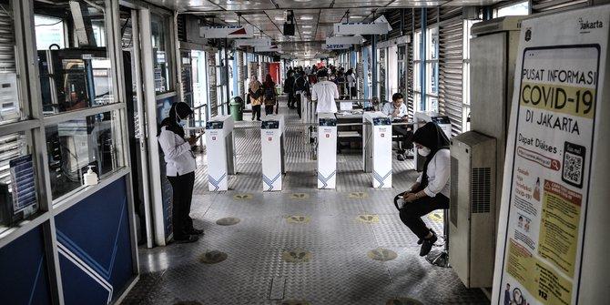 Asyik, Pelanggan Transjakarta Bisa Nikmati Wifi Gratis di Semua Halte