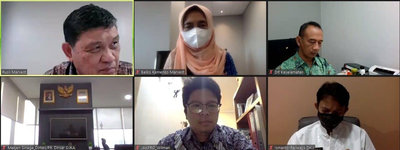 Pemerintah, BUMD, dan Swasta Dukung Pembangunan Transportasi Antarmoda di DKI Jakarta