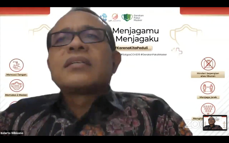 Terungkap, Masih Banyak Warga DKI Jakarta Abaikan Penggunaan Masker