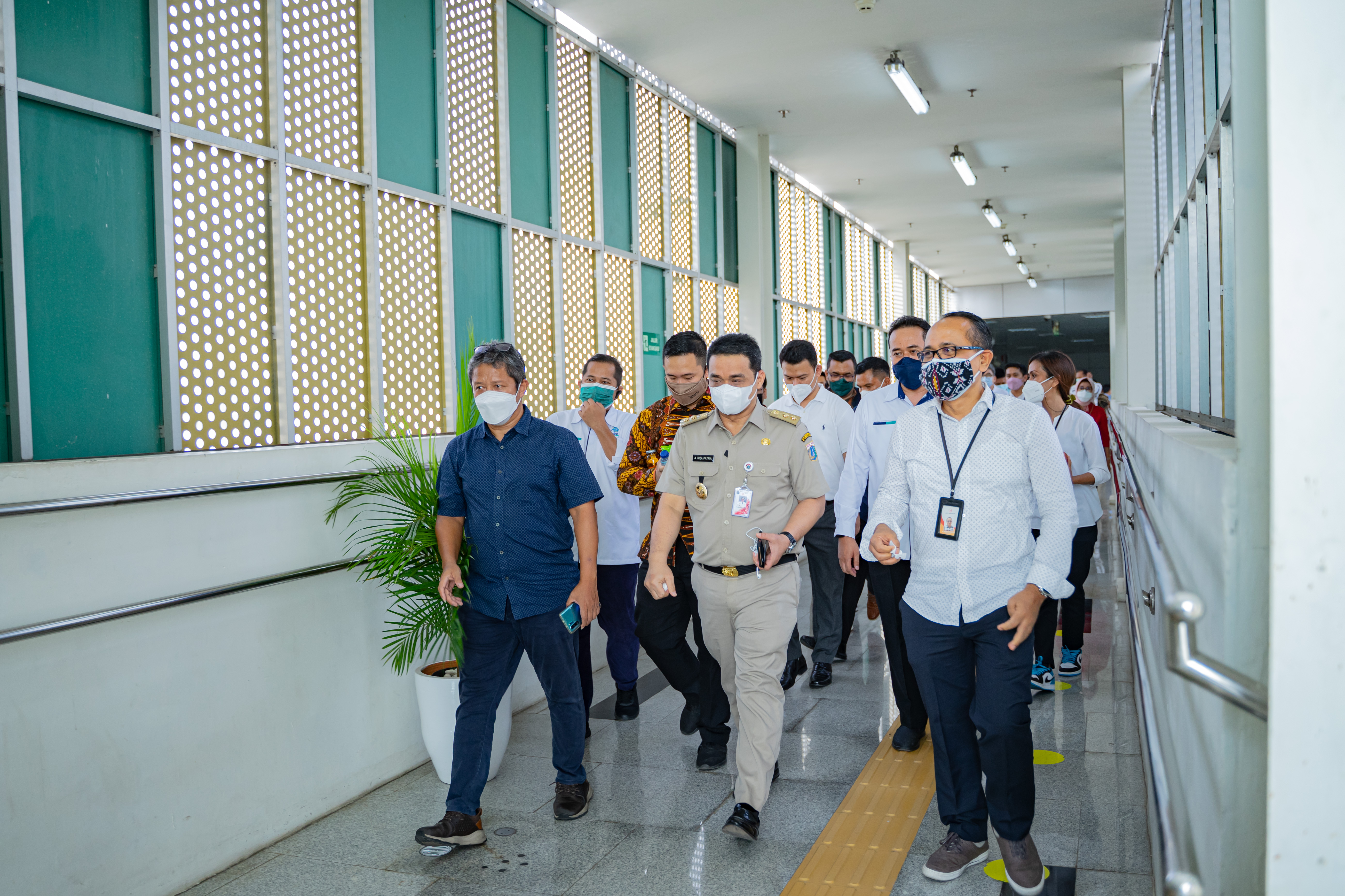 JakLingko Targetkan Tarif bagi Pengguna Transportasi Umum pada Maret 2022